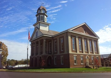Chatham County Court House, Pittsboro