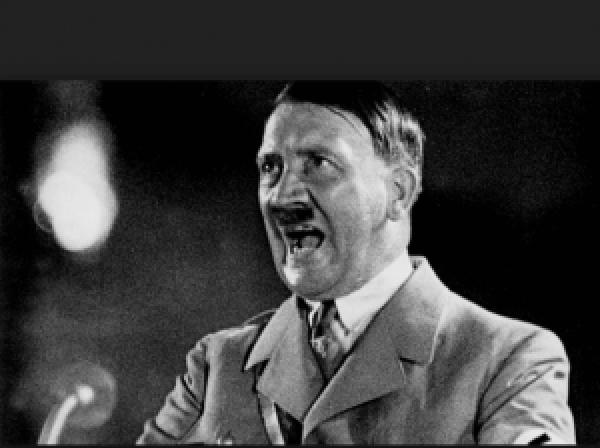Hitler tanden Is Trump Wilders De Wever een symptoom of media fenomeen?