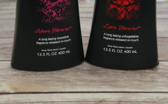 Caress Forever Collection Body Wash