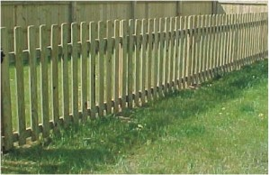 woodenfence