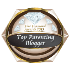 Top Parenting Blogger Award
