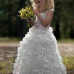 Chic Flower Girl Dresses for the Little Femme Fatales