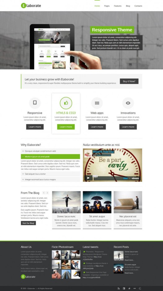 elaborate-drag-and-drop-WordPress-theme