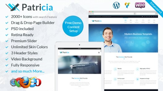 patricia-WordPress-theme-1