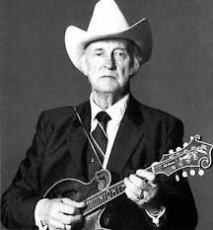 Bill Monroe, grondlegger van de bluegrass