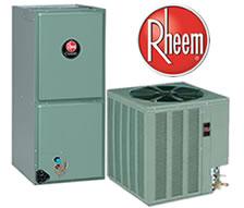 Rheem toplotna črpalka