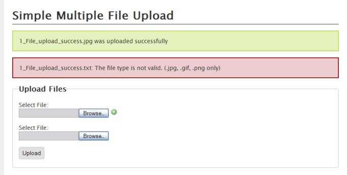5 Simple File Upload Script To Run File Hosting Website 1