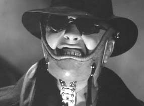 Shot from Mad Love with Peter Lorre