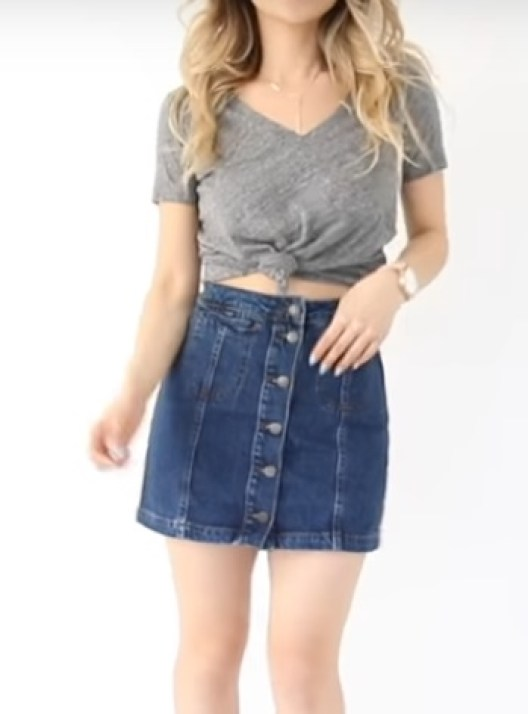 Mini Skirt - Smart Casual Outfits