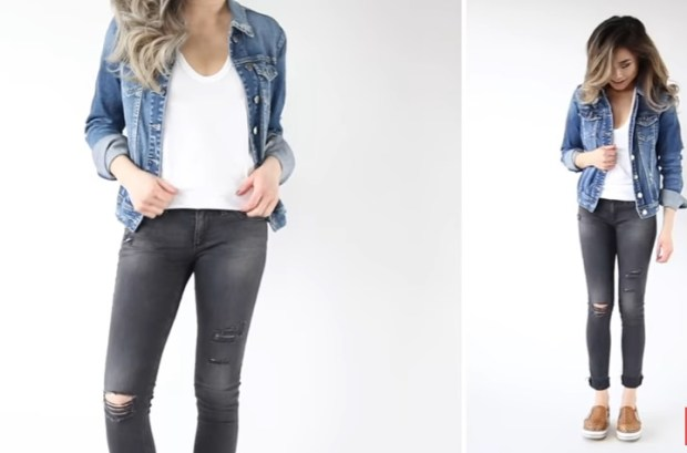 blazer with jeans - Smart Casual Outfits