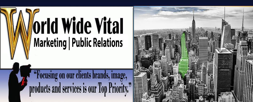 World Wide Vital Marketing & Public Relations 2015 logo