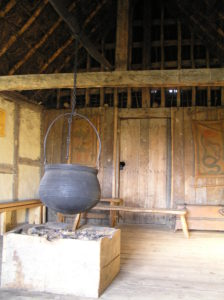 Anglo-Saxon Hall, West Stow