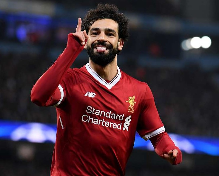 Mohamed Salah one of the highest paid players in EPL