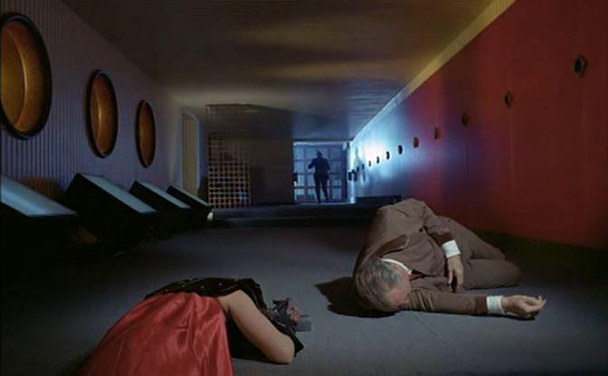 Este pasillo pertenece a la Muralla Roja de Calpe.