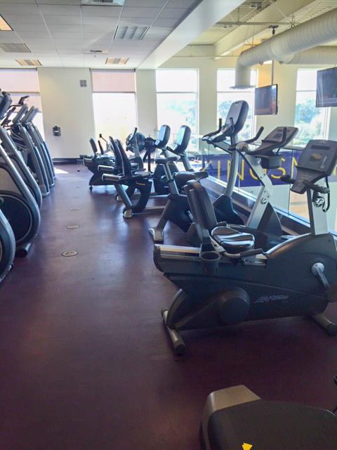 Virtual Tour  Forrest Fitness Center  Cal Lutheran