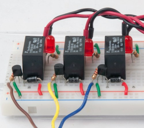 small resolution of coil side of relays in the solenoid control circuit
