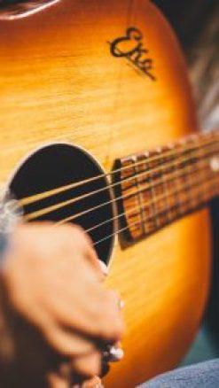 recording audio guitar
