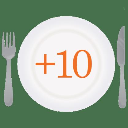 Block of Bonus Meals