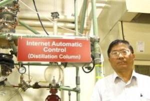 Internet Automatic Control Larry Jang