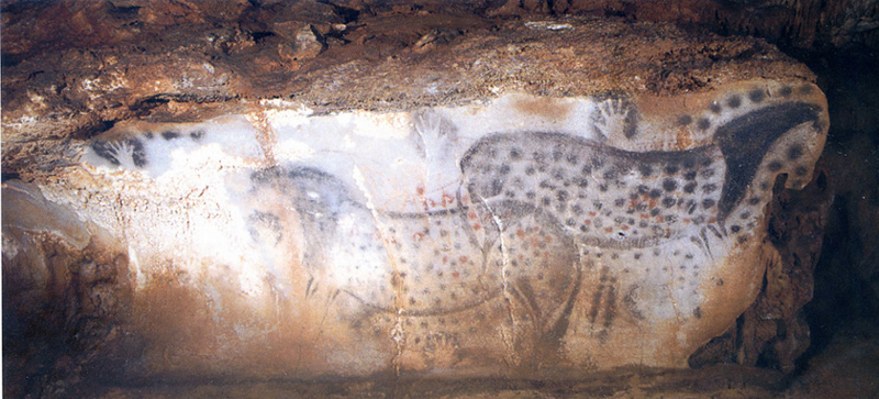 Image result for spotted horse cave painting