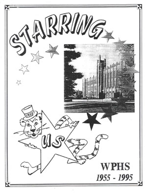 WPHS Class of '55 40th Reunion Booklet