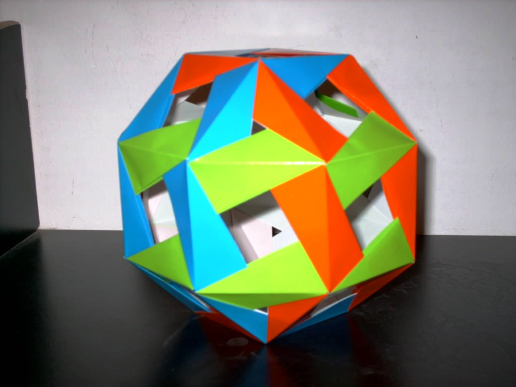 cool modular origami diagram polaris ranger ignition switch wiring jim plank s page plus another by a gaedicke of chile