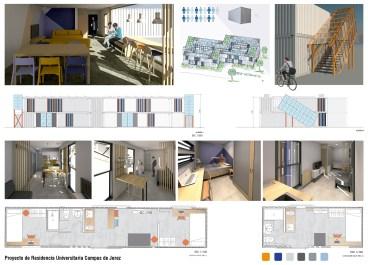 Estudios oficiales de Arquitectura Efímera