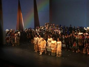 La Escuela de Arte de Jerez colabora en el montaje de la ópera El Diluvio de Noé