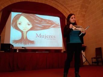 Nos visita la ilustradora Isabel Ruiz