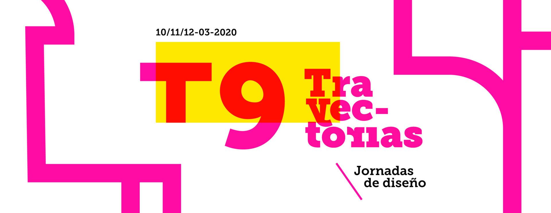 Trayectorias 9 - Jornadas de diseño en la Escuela de Arte de Jerez
