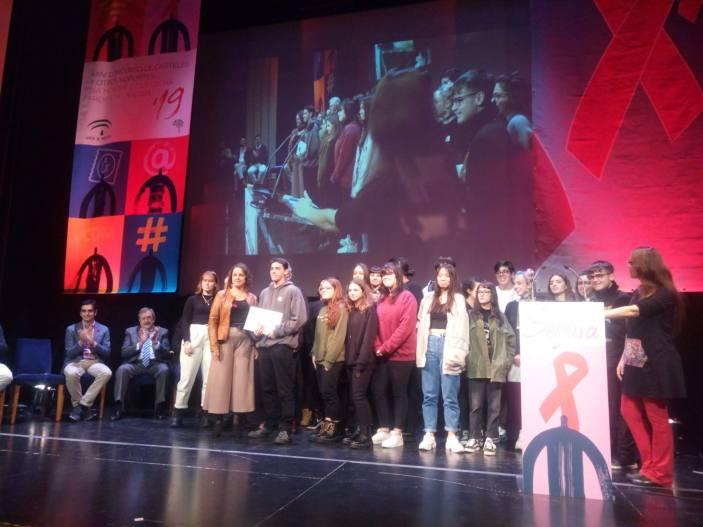 Entrega premios Generación segura