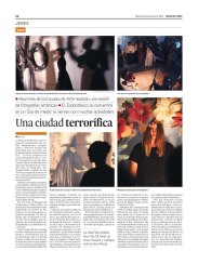 Hallowen Flash en el diario de Jerez