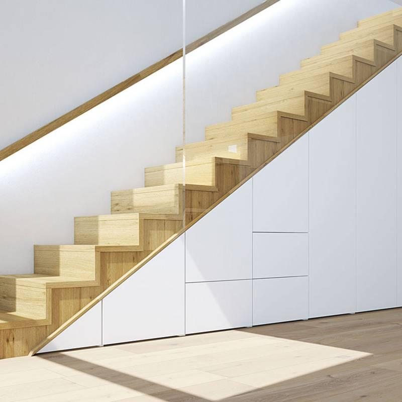 schuhschrank unter treppe | 12 geniale ideen, wie du deine