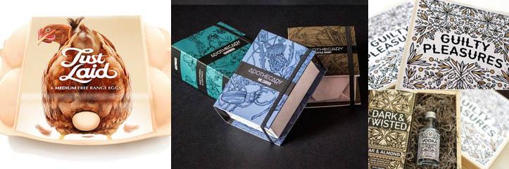 40の美しい、クリエイティブなパッケージデザイン