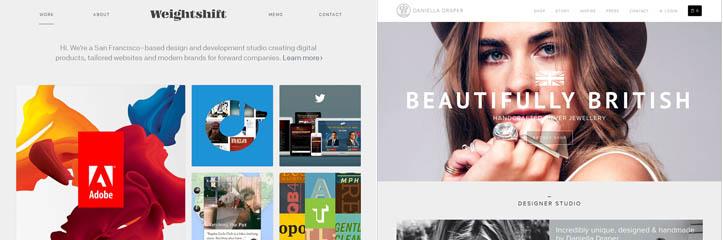 日刊、WEBデザインとデベロッパーのインスピレーションNo.551