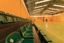 Pabellón polideportivo