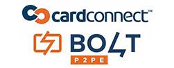 CardConnect Bolt Terminals P2PE Logo