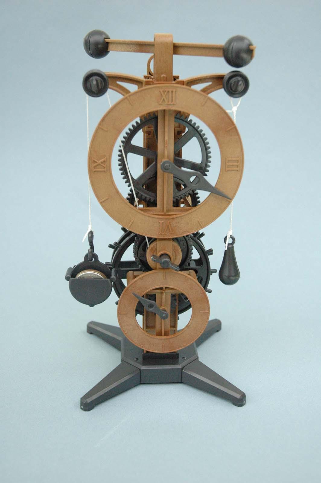 Review Da Vinci Clock  IPMSUSA Reviews