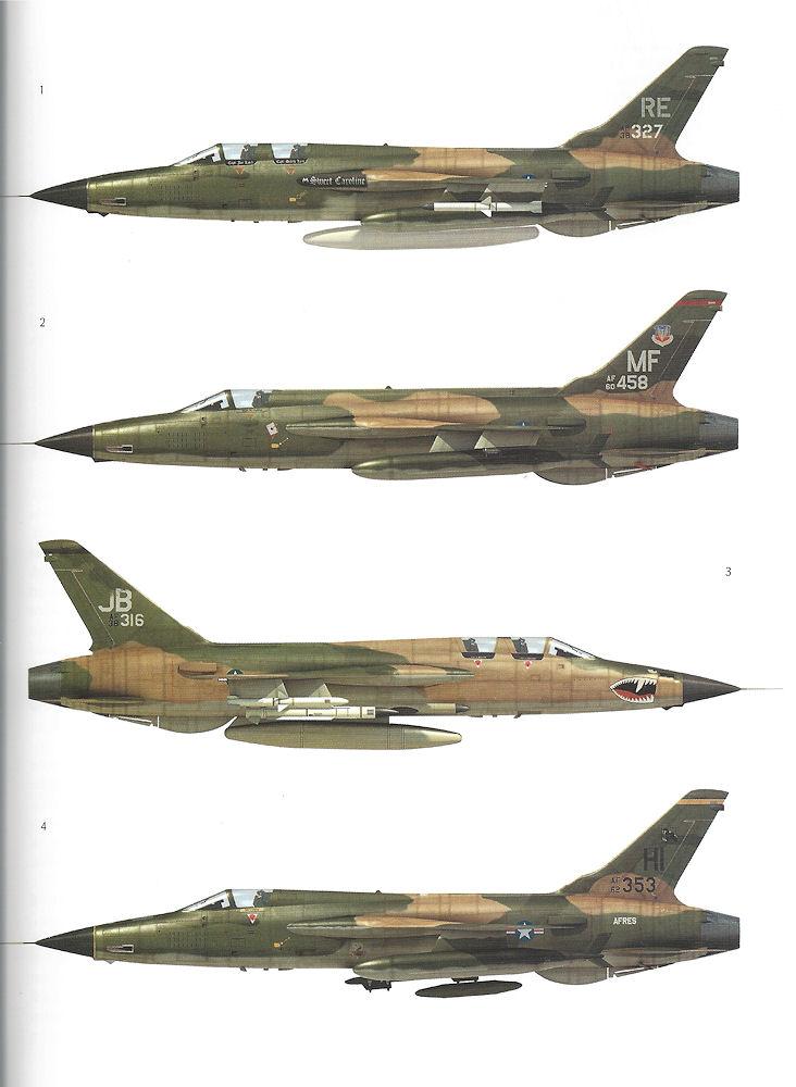 Review Republic F105 Thunderchief  IPMSUSA Reviews