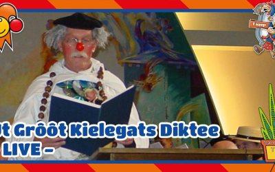Ut Grôôt Kielegats Diktee 2021 [LIVE]