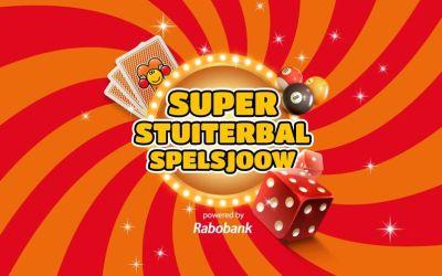 Super Stuiterbal Spelsjoow: KIJK LIVE MEE