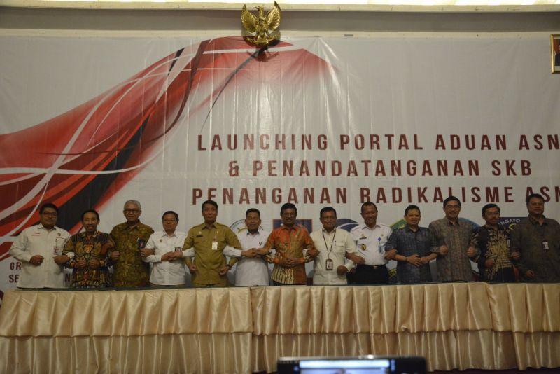 kominfo launching aduanasn 3 - Menkominfo: Butuh ASN Berkualitas Unggul Agar Indonesia Mampu Bersaing