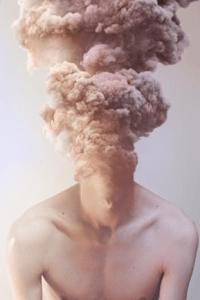 "Jonathan Ducruix – ""Smokescreen"" (2011-2012). Fra serien Metamorphosis."