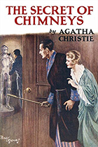 'The Secret of Chimneys' by Agatha Christie book cover