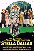 'Stella Dallas' movie poster