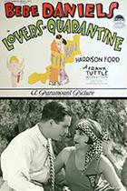 'Lovers in Quarantine' movie poster