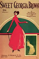 'Sweet Georgia Brown' by Ben Bernie, Maceo Pinkard, Kenneth Casey
