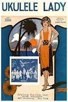 'Ukulele Lady' by Gus Kahn, Richard Whiting