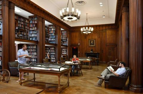 Places to Study  Yale University Library