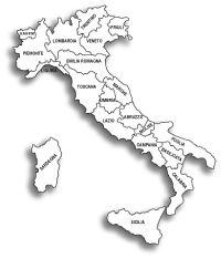 CARTINA ITALIA CON REGIONI E CAPOLUOGHI DA STAMPARE - Wroc ...
